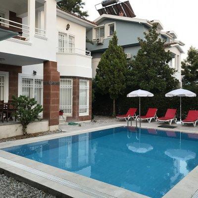 2020 Yaz Sezonunda Çalış Mevkiinde 2+1 Özel Havuzlu Bahçeli Müstakil Villa (max.8 Kişilik)
