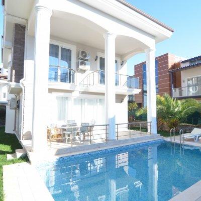 Fethiye Çalış'ta Müstakil Havuzlu Villa