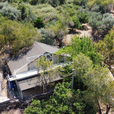 Marmaris Selimiye Köyünde 2+1 Müstakil Bahçeli Ev Sezonluk Kiralık