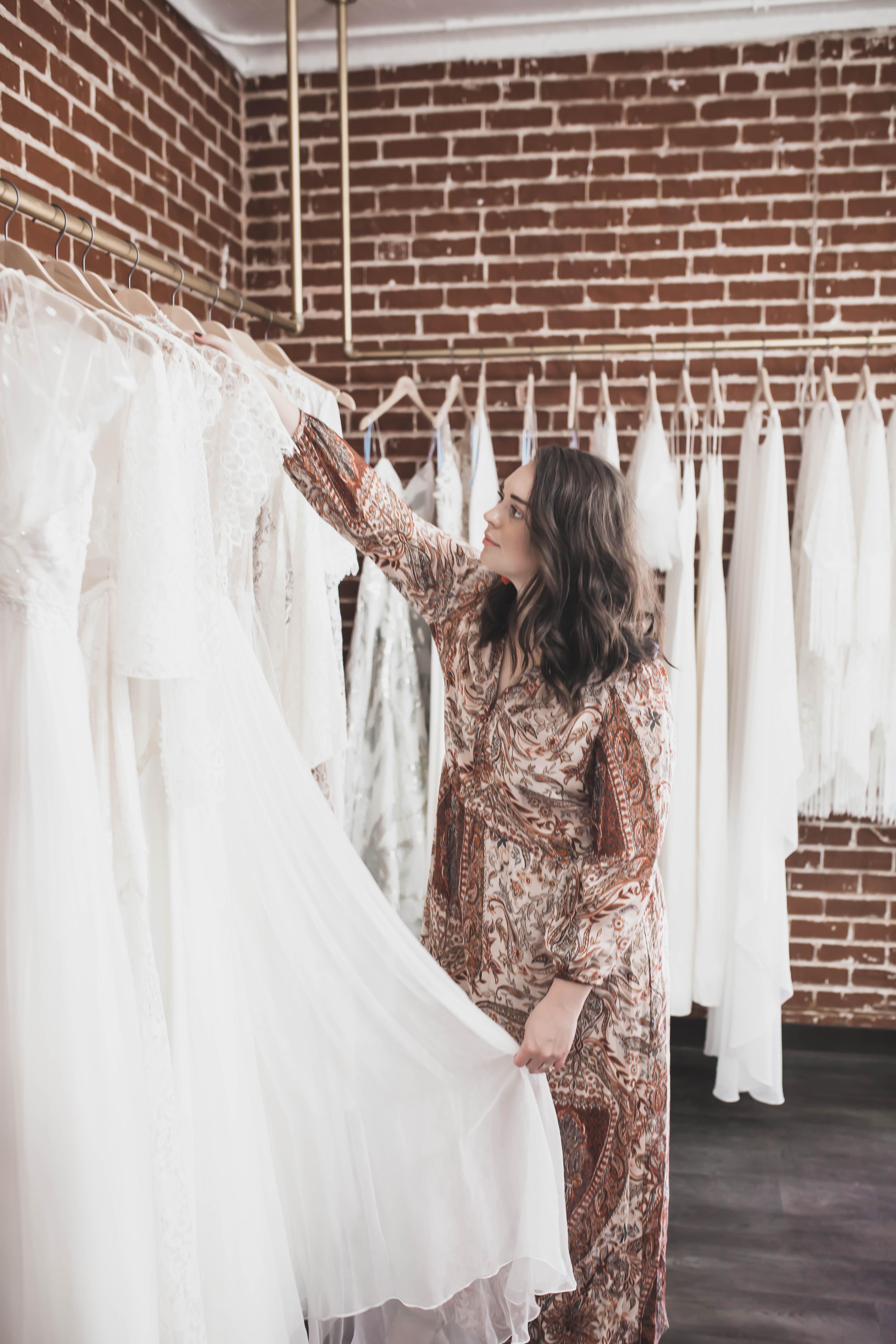 neue bride boutique team photo