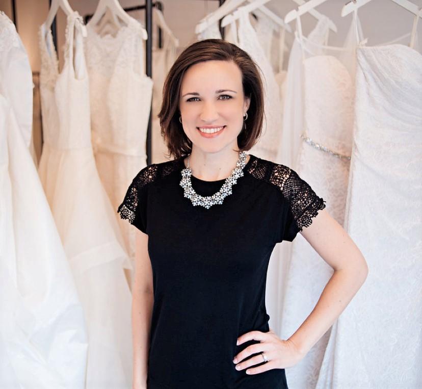 your dream bridal boutique team photo