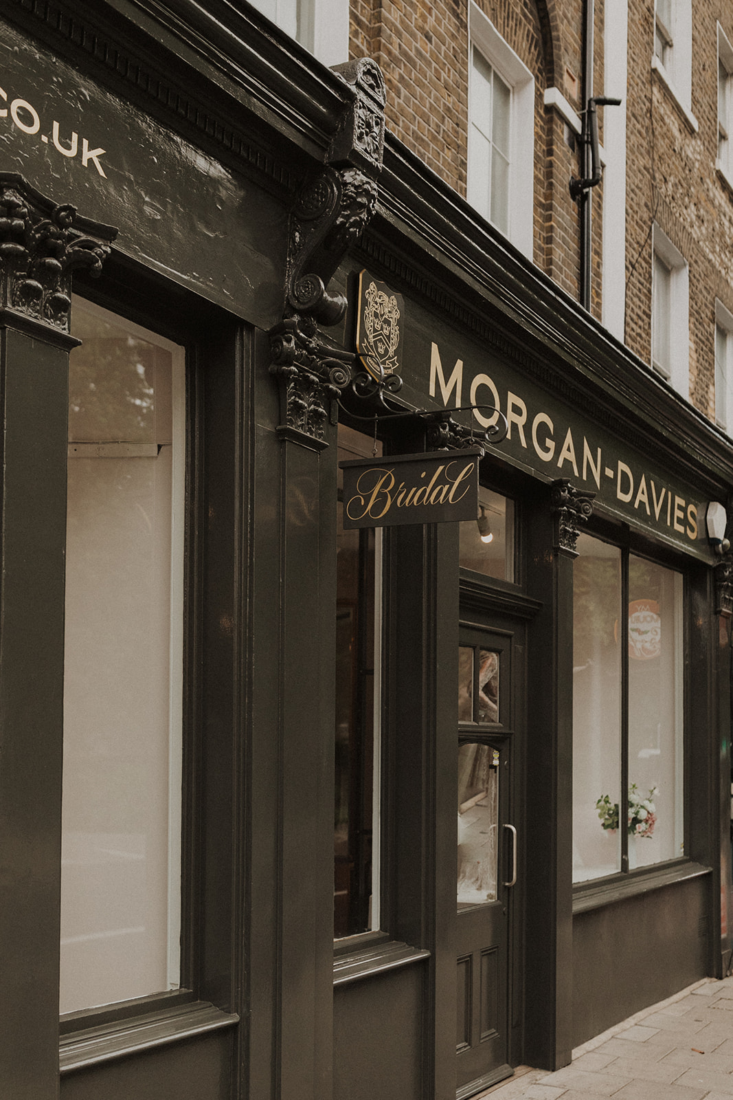 morgan davies london boutique team photo