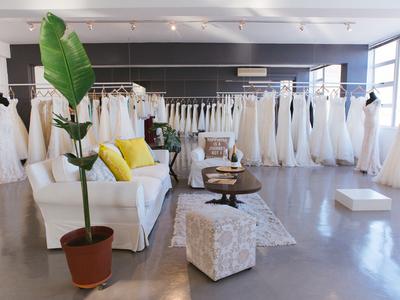 the wedding boutique | johannesburg photo