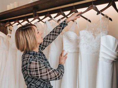 frances day bridal photo 4