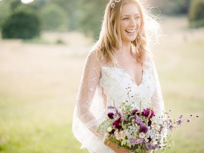 allum & sidaway bridal photo 1