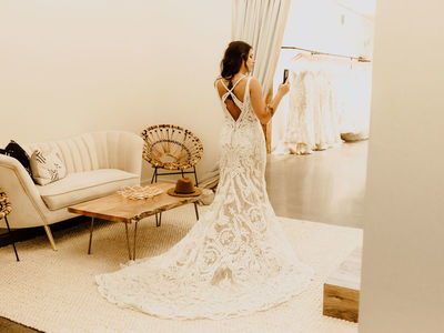 bespoke bride photo 3