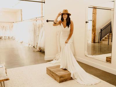 bespoke bride photo 2