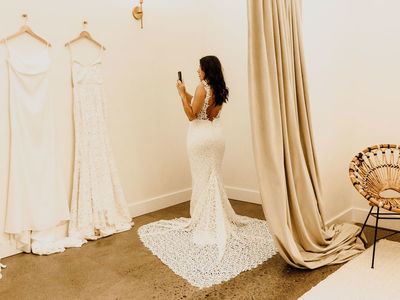 bespoke bride photo 1