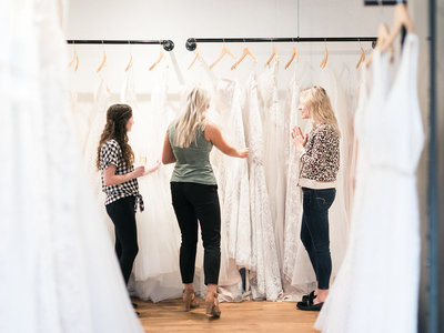 anna be bridal shop photo 1
