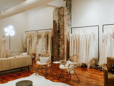 a&be bridal shop | seattle photo 2
