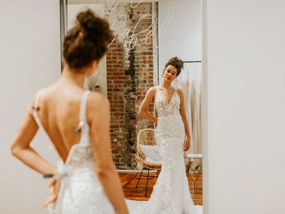 a&be bridal shop | seattle photo 1