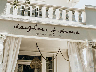 daughters of simone flagship photo 2