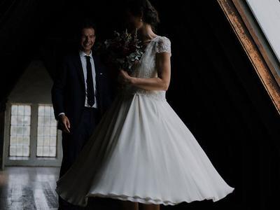 carte blanche bride photo 2