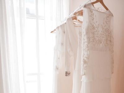 ginger + poppy bridal photo 1