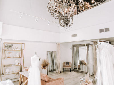 blush & raven bridal boutique photo 3