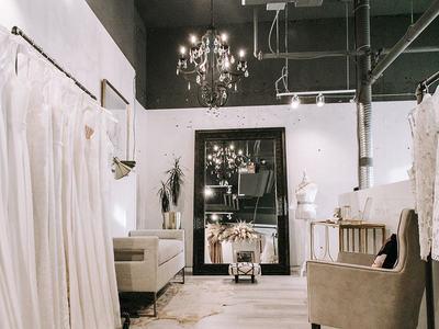 blush & raven bridal boutique photo 2