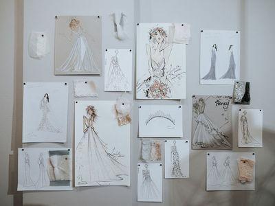 honey bridal photo 2