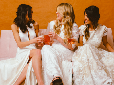 whimsy & wry bridals photo 1