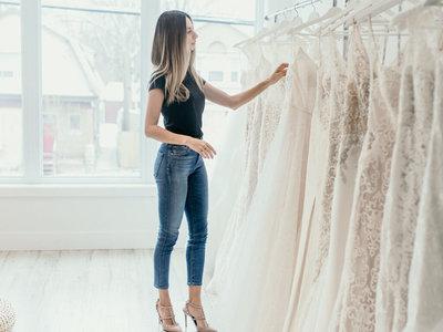 lavender bridal boutique photo 1