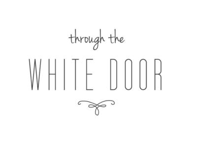 through the white door photo 1