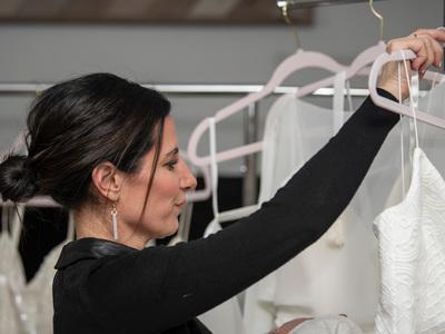 ivory & ash bridal styling studio photo 2