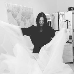 a la robe designer photo
