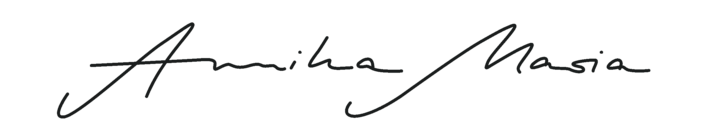 annika maria logo