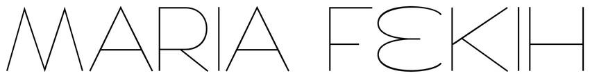 maria fekih logo