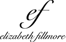 elizabeth fillmore bridal logo