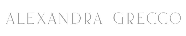 alexandra grecco logo