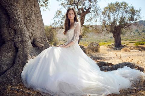 rhea dress photo 1