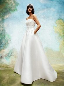 frosted tweed regal gown  dress photo 1