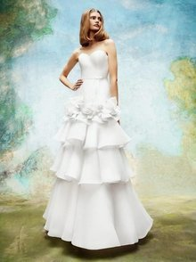 wild roses tiered gown  dress photo 1