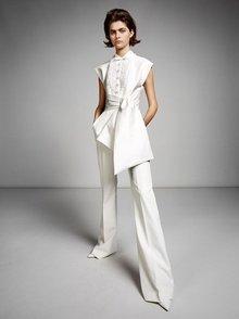 tuxedo pantsuit  dress photo 1