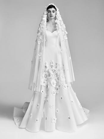 flirty flower bloom gown  dress photo