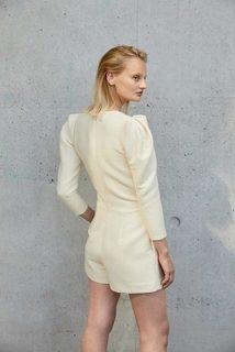 amal jumpsuit dress photo 2