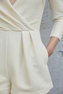 amal jumpsuit dress photo 3