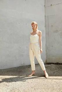 grete pants dress photo 1