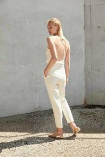 grete pants dress photo 2