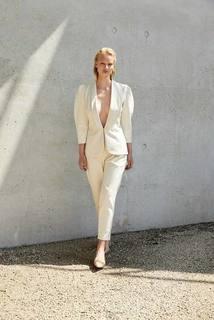 renee blazer dress photo 1