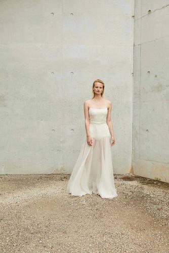 serine skirt dress photo