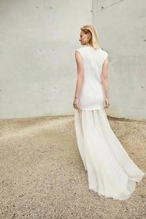serine skirt dress photo 4