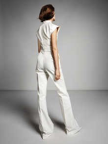 tuxedo pantsuit  dress photo 2