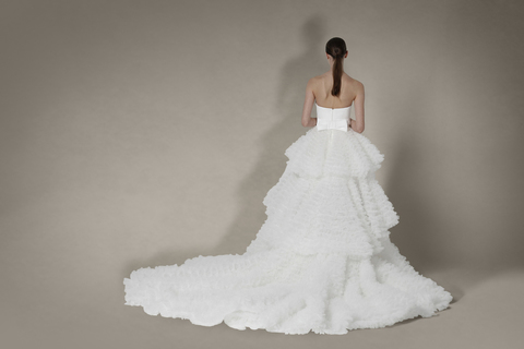 tulle dream tiered gown  dress photo 3