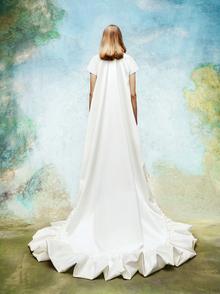 dramatic high low shirt dress  dress photo 2