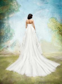 dreamy tulle swirls gown  dress photo 2