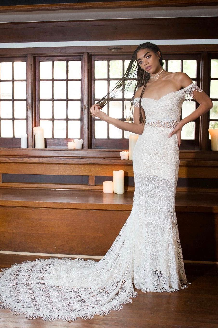 ophelia dress photo