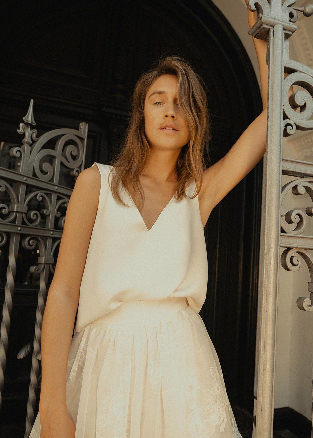 alisa top dress photo