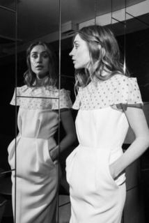 esther dress dress photo 3