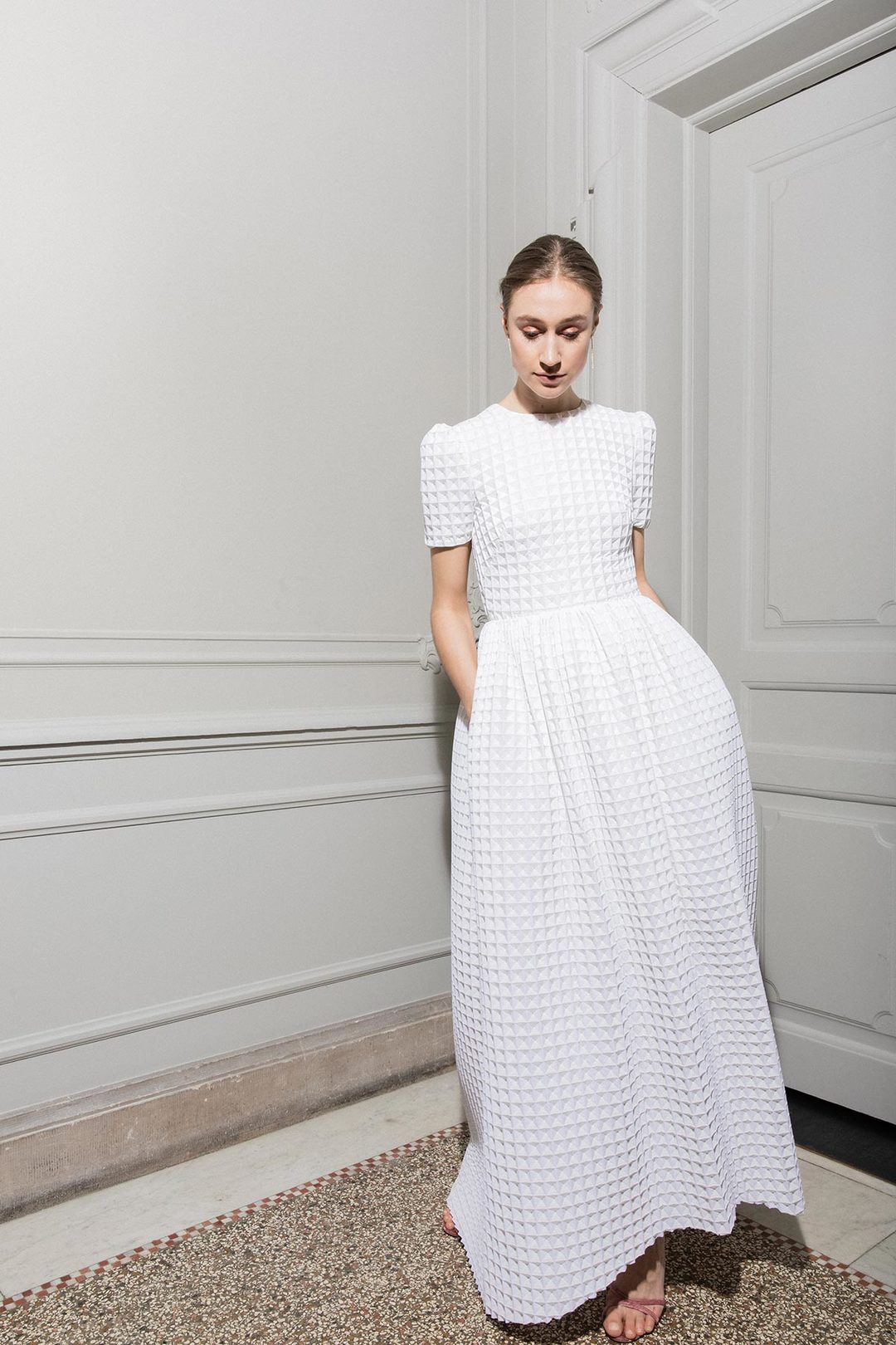 isolde dress dress photo